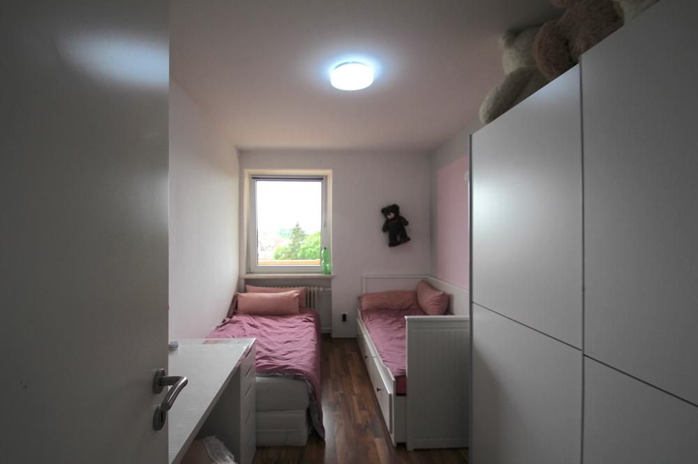 Kinder-/ Arbeitszimmer von VERKAUFT Gepflegte 4,5-ZKB Wohnung mit Ausblick über den Dächern von Hockenheim | Maywand Immobilien GmbH