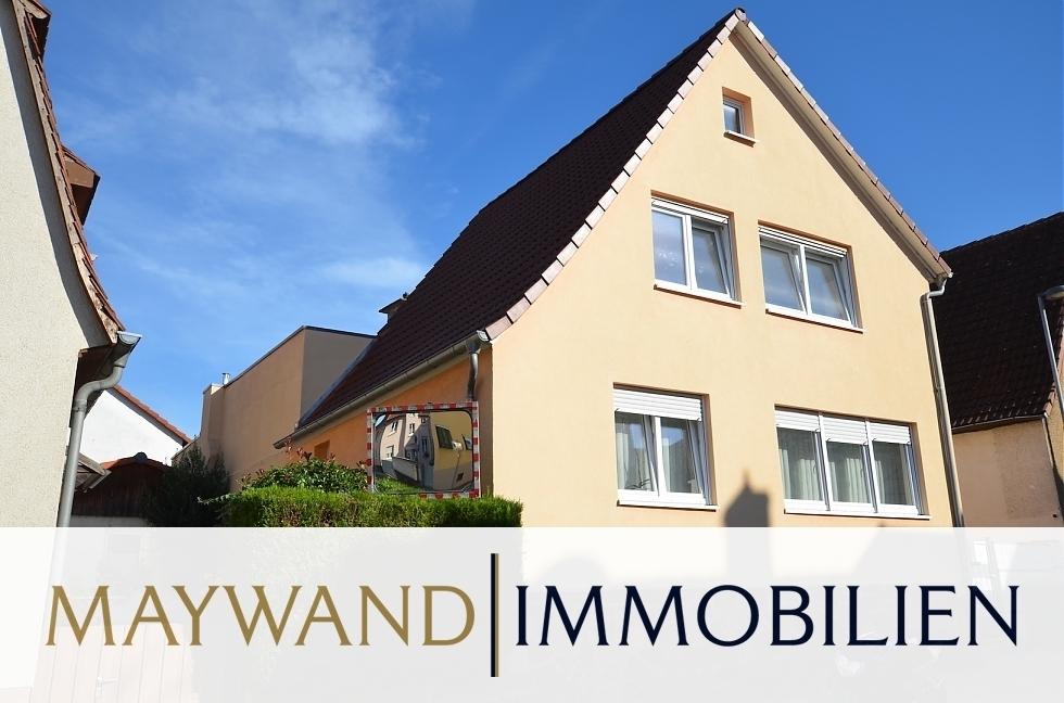VERKAUFT Traumhaftes 1-FH mit einer möglichen Einliegerwohnung in gefragter Lage von Nußloch in 69226 Nußloch von Maywand Immobilien GmbH