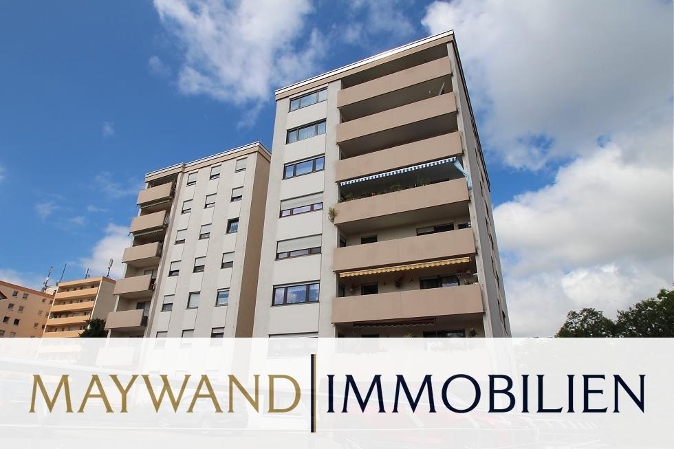 Kernsanierte Erdgeschoß Wohnung mit Stellplatz in ruhiger Wohnlage von Hockenheim in 68766 Hockenheim von Maywand Immobilien GmbH