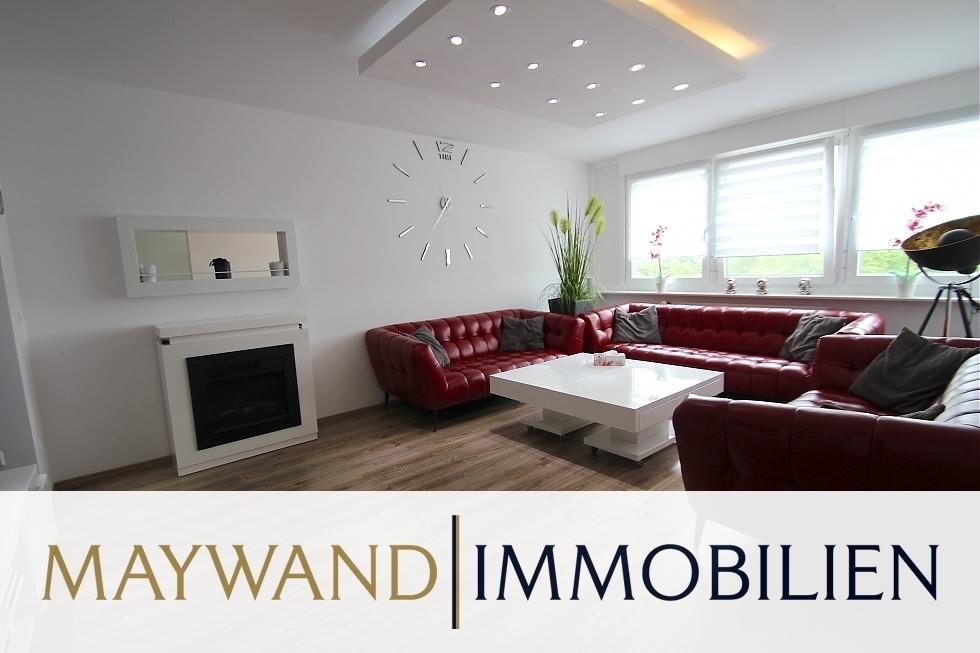 VERKAUFT ***Traumhaftschöne 4,5-ZKB Wohnung mit Balkon*** in 67069 Ludwigshafen von Maywand Immobilien GmbH