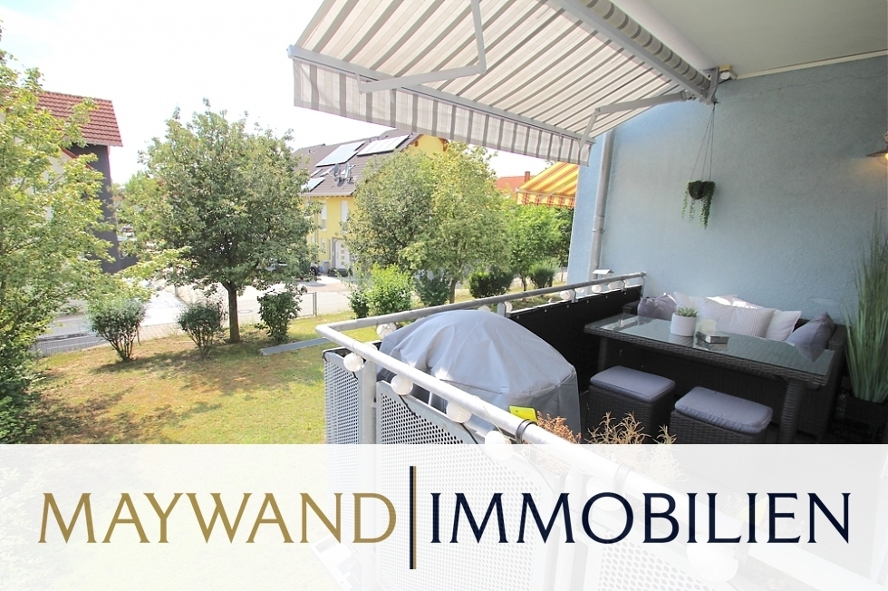Wunderschöne Wohnung mit EBK und TG Stellplatz in bester Lage in 68163 Mannheim von Maywand Immobilien GmbH