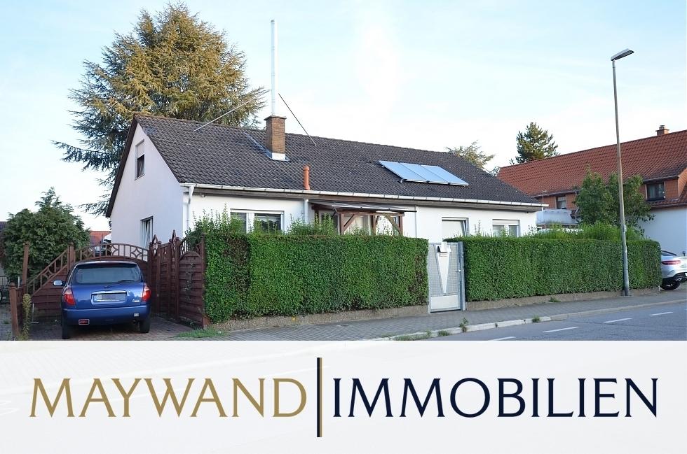 VERKAUFT: Traumhaftes Einfamilienhaus mit einer Einliegerwohnung in gefragter Lage von Sandhausen in 69207 Sandhausen von Maywand Immobilien GmbH