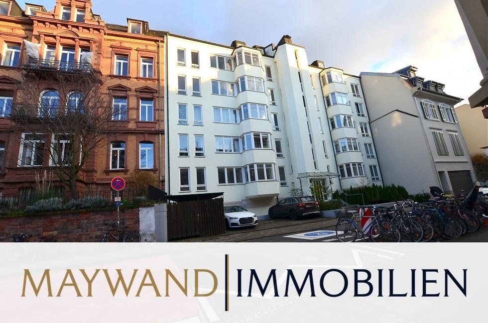 VERKAUFT: Exquisite 3-ZKBT-Wohnung mit TG in gefragter Lage von Heidelberg-Weststadt in 69115 Heidelberg von Maywand Immobilien GmbH