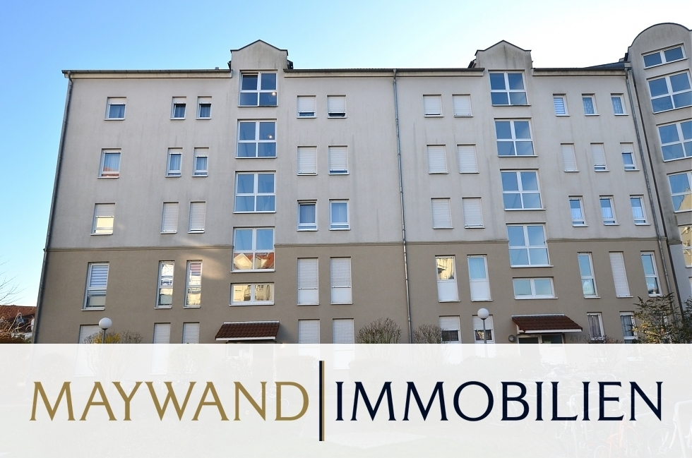 VERKAUFT TOP ANGEBOT: 2-ZKB Wohnung mit Balkon und TG-Stellplatz in 68766 Hockenheim von Maywand Immobilien GmbH