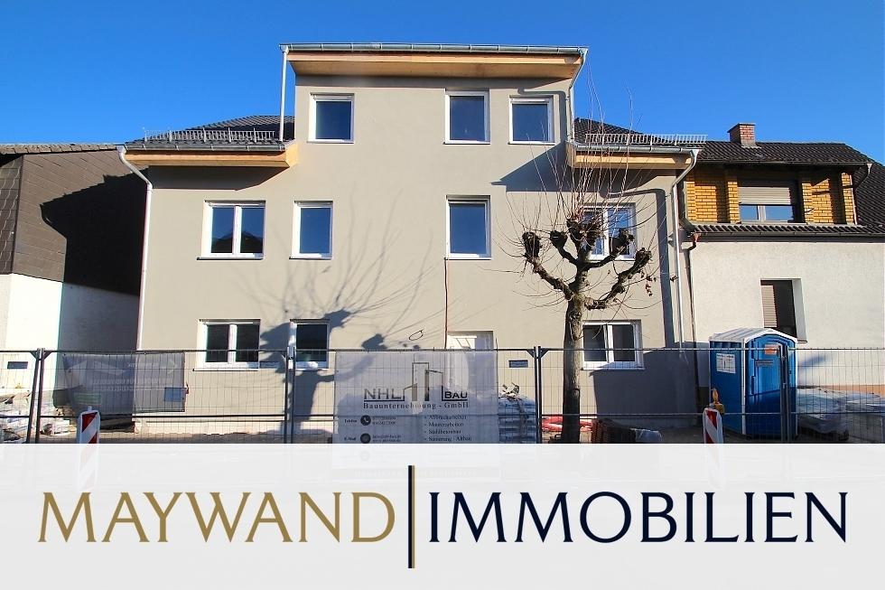 VERMIETET Neubau 3,5 - ZKB OG Wohnung mit Balkon in ruhiger Wohnlage in 68753 Waghäusel von Maywand Immobilien GmbH