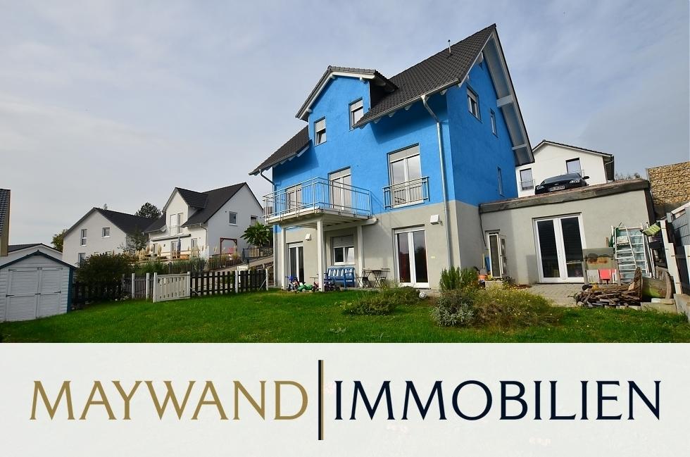 Traumhaftes Einfamilienhaus im Neubaugebiet von Wiesenbach mit  Garten und zwei Stellplätzen in 69257 Wiesenbach von Maywand Immobilien GmbH