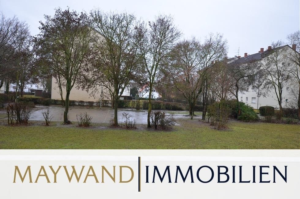 VERKAUFT TOP ANGEBOT: 3-ZKB Erdgeschosswohnung mit Balkon und zwei PKW-Stellplätzen in 67227 Frankental von Maywand Immobilien GmbH
