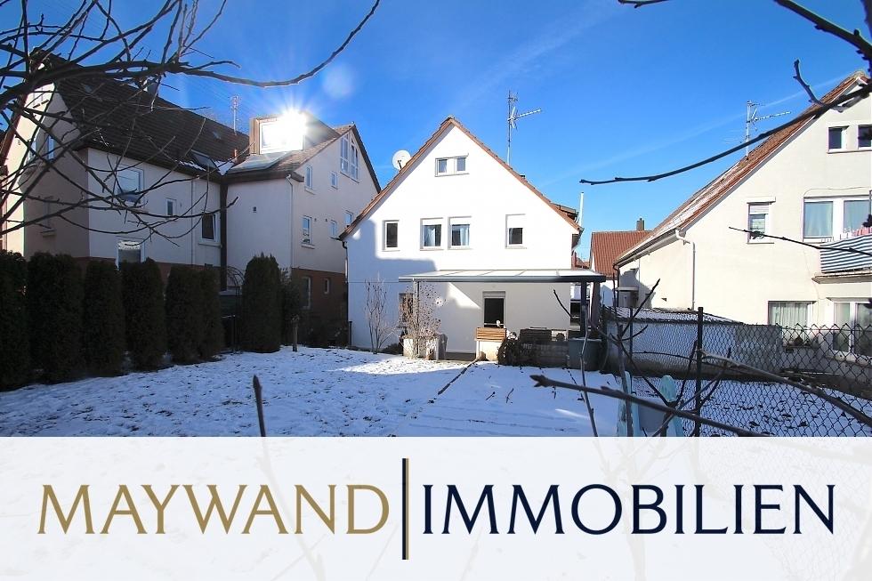 Wunderschöne DHH mit Terrasse und großem Garten in 74080 Heilbronn von Maywand Immobilien GmbH