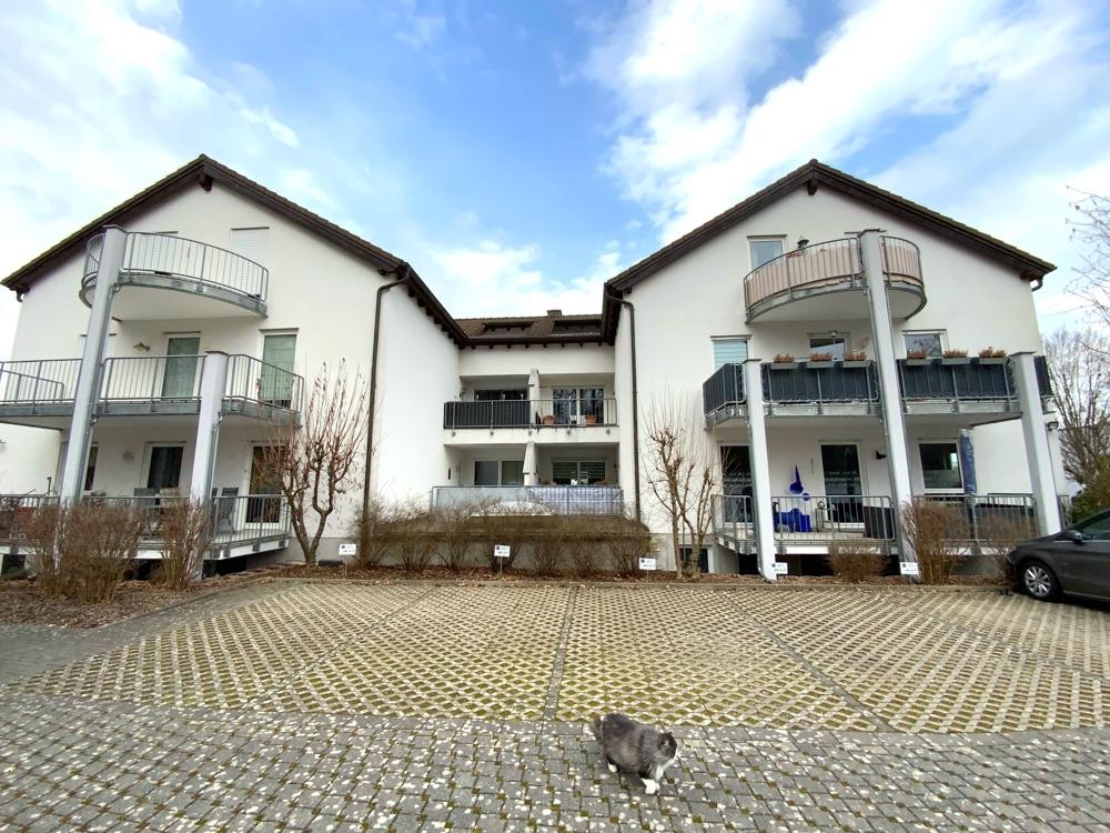 VERKAUFT Wunderschöne 3,5-ZKB-Erdgeschoß Wohnung mit EBK und Garage in 76761 Rülzheim von Maywand Immobilien GmbH