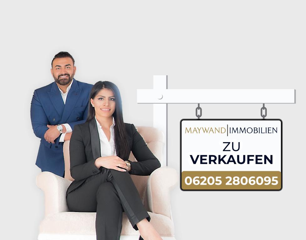 RESERVIERT 3 Familienhaus mit großem Garten und 2 Garagen in Top Lage in 68766 Hockenheim von Maywand Immobilien GmbH
