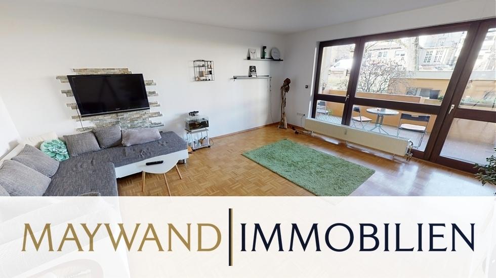 VERKAUFT Wunderschöne 2-3 ZKBB-Wohnung mit EBK und Garage in 67346 Speyer von Maywand Immobilien GmbH