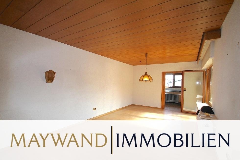 Maywand Immobilien von VERMIETET Schöne 4-ZKB OG Wohnung mit Balkon in ruhiger Wohnlage | Maywand Immobilien GmbH