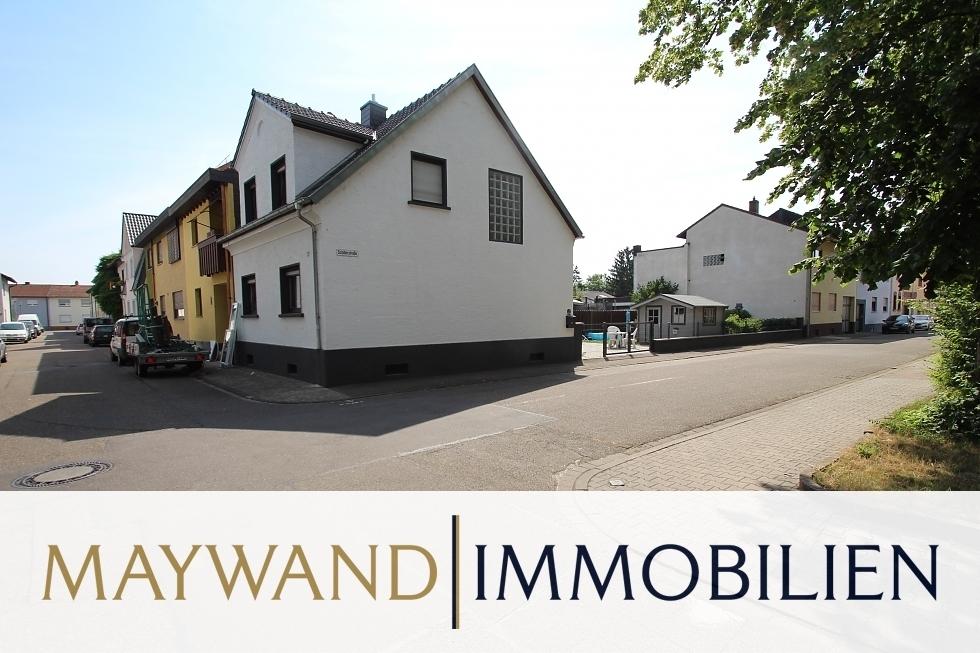 VERKAUFT 1- Familienhaus mit Garten für die junge Familie in 68809 Neulußheim von Maywand Immobilien GmbH