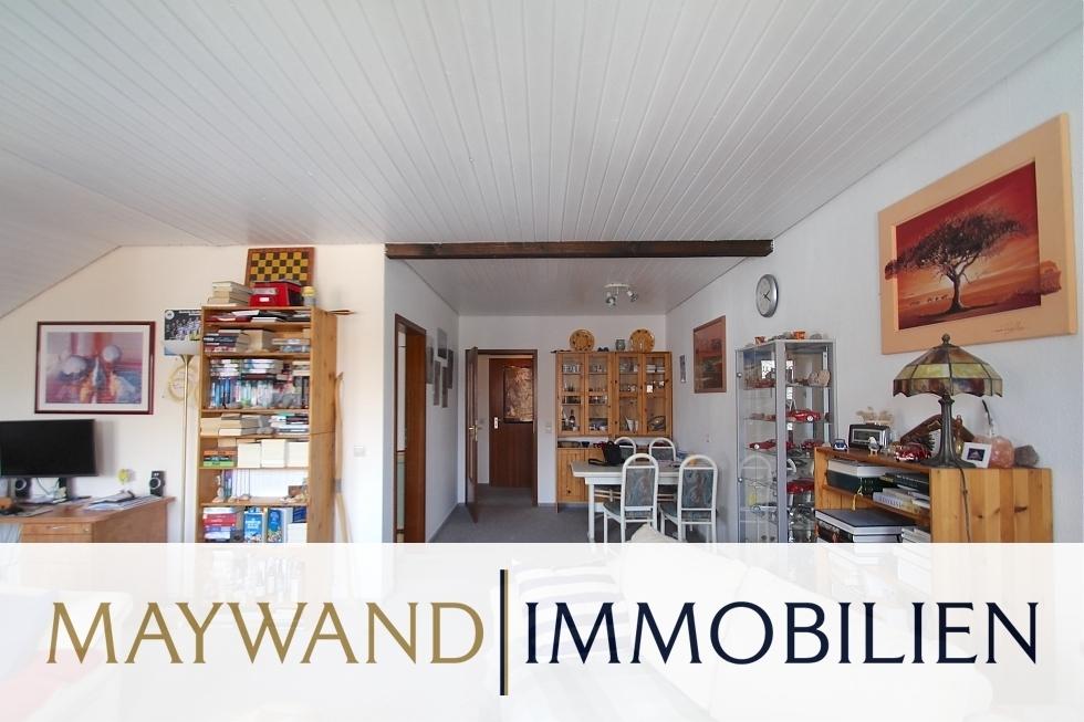 VERMIETET Gepflegte 2-ZKB Wohnung mit Stellplatz in ruhiger  Wohnlage in 68766 Hockenheim von Maywand Immobilien GmbH