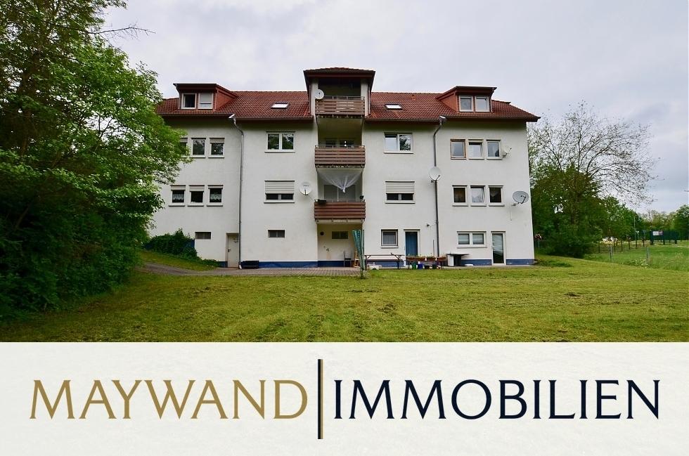Kapitalanleger aufgepasst: 2-ZKB Wohnung mit Balkon in 67305 Ramsen von Maywand Immobilien GmbH