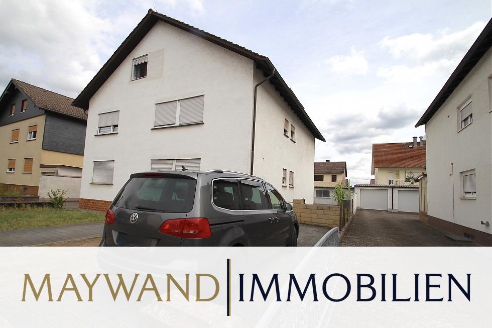 ***RESERVIERT*** TOP gepflegte 3-ZKB DG Wohnung mit EBK, PKW-Stellplatz und Gartenanteil in 68753 Waghäusel von Maywand Immobilien GmbH