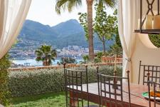 Villa mit Meerblick zu verkaufen in Puerto Andraxt Mallorca