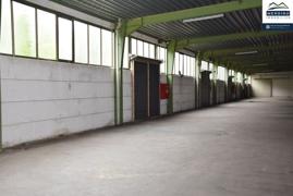 Halle von Innen