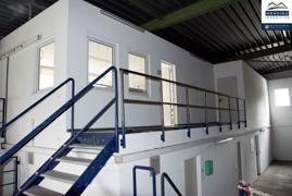 Ansicht Büro von Innen