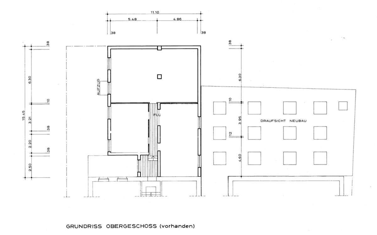 58089 Hagen Anbau Obergeschoss