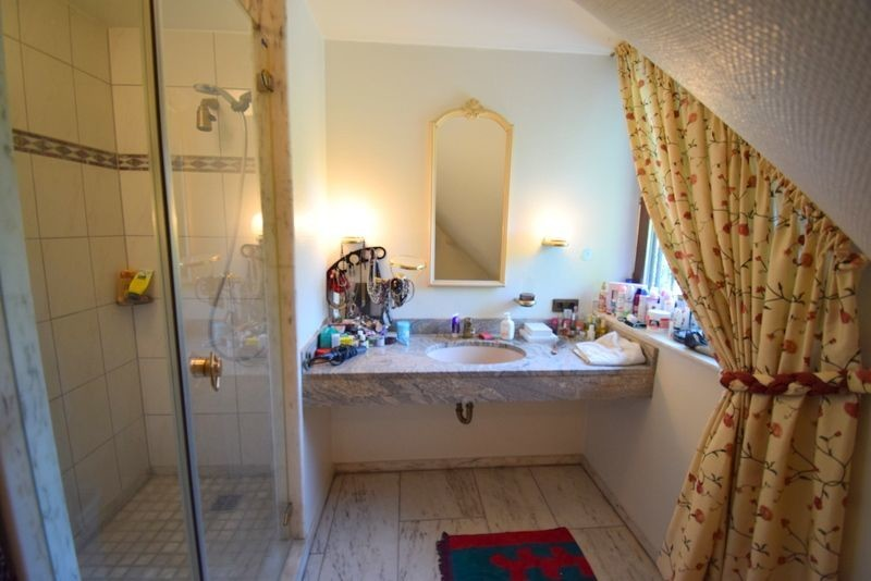 WC/Dusche Gästezimmer