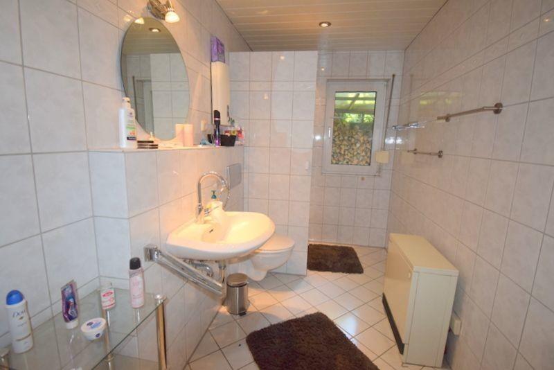 Bungalow WC/Dusche