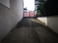 Ausfahrt Stellplatz