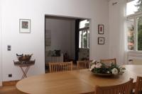 Eßzimmer  OG mit Blick auf Wohnzimmer