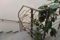 Treppe zum UG