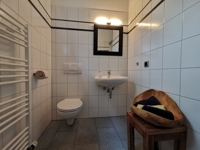 Dusche/WC Damen