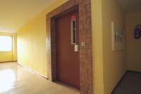 Aufzug im Etagenbereich
