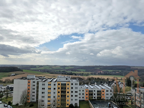 Aussicht Balkon Süd/West