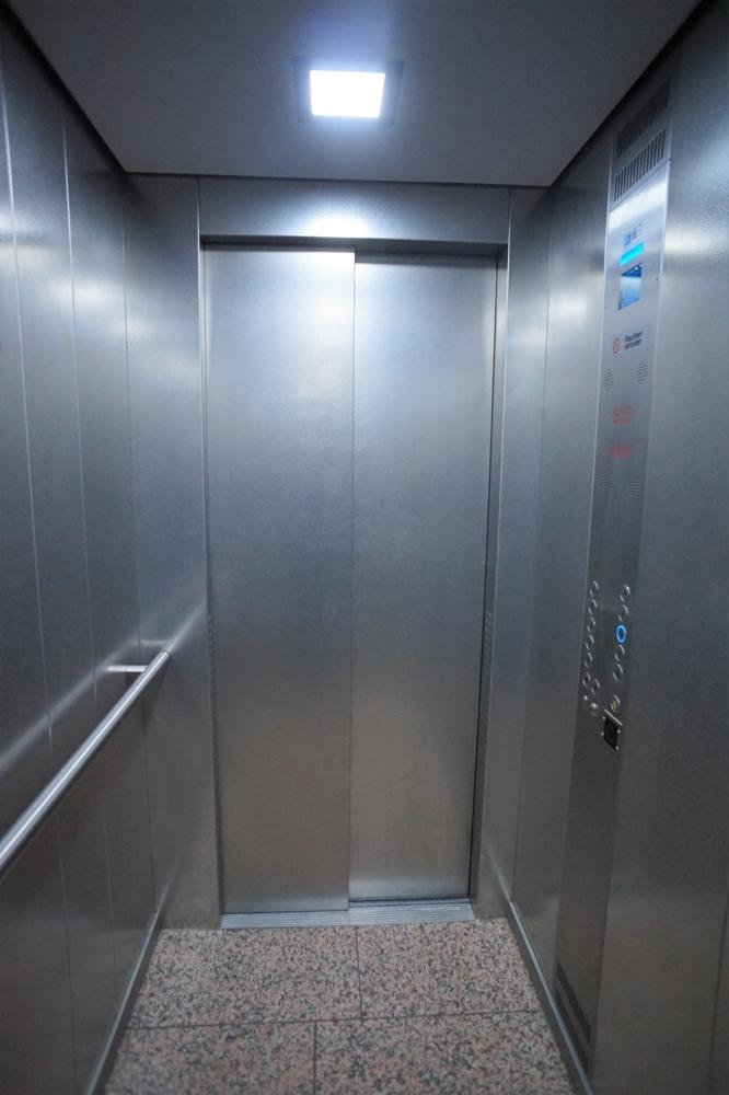 Sicherer Fahrstuhl