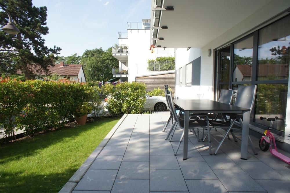 Terrasse, Garten, Stellplatz - alles inklusive!