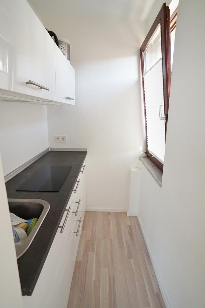 Küche mit EBK