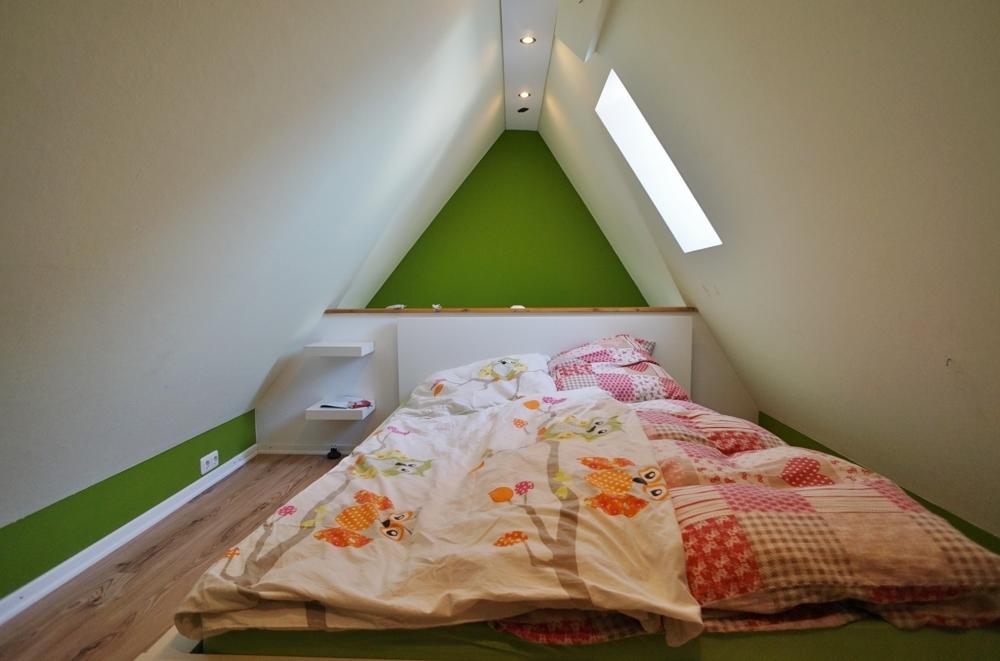 Schlafnische Kinderzimmer 2