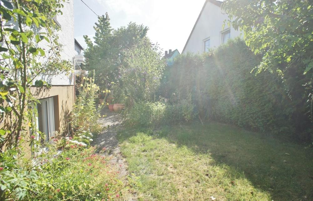 Garten-und Hoffläche