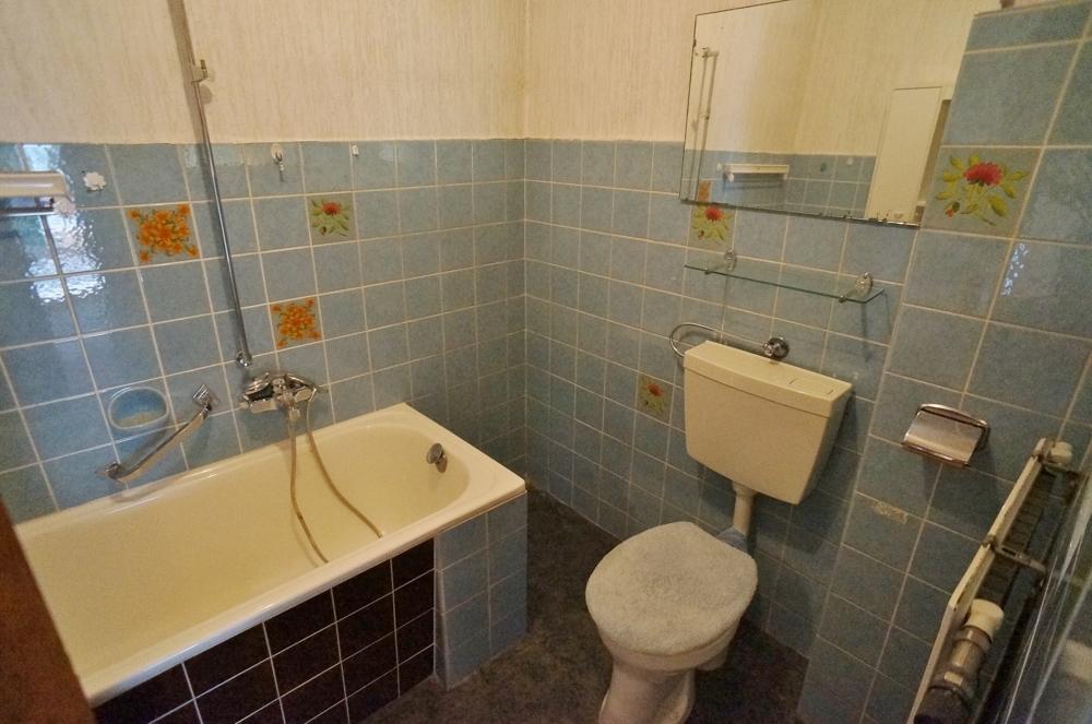 Badezimmer Anbau EG