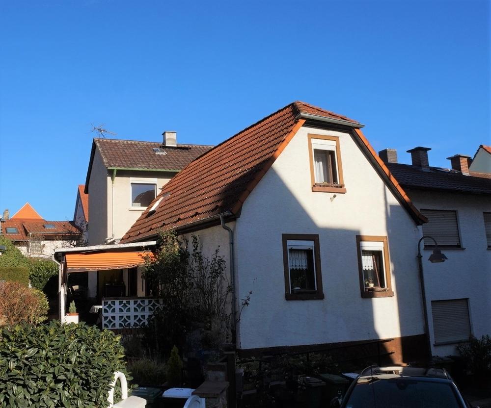 Hausansicht Haupthaus