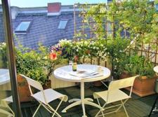 Terrasse par excellence!