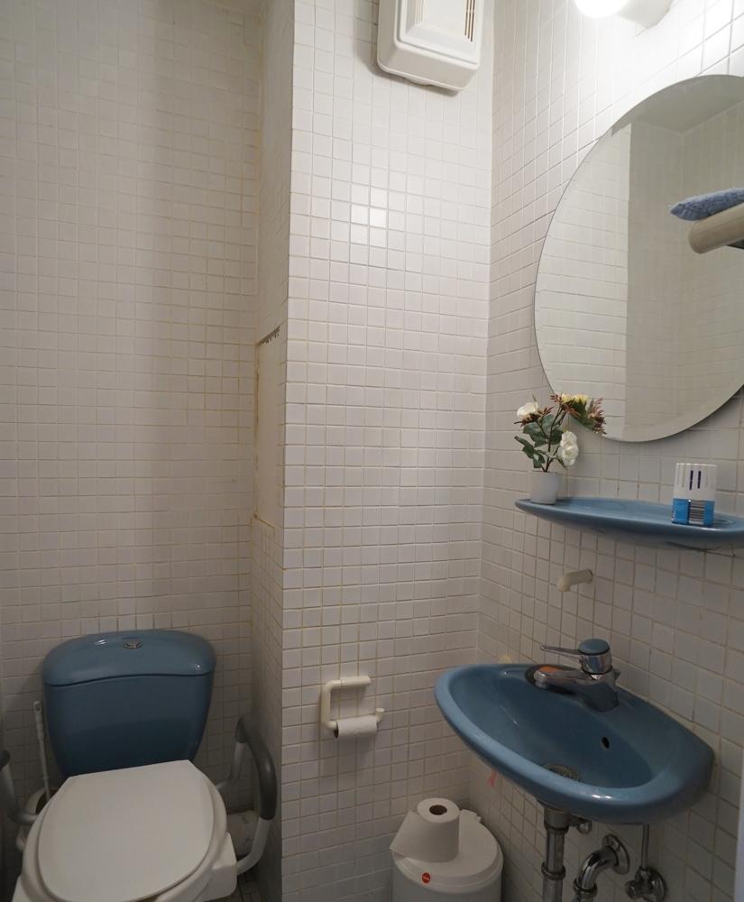 2tes Gäste-WC oben