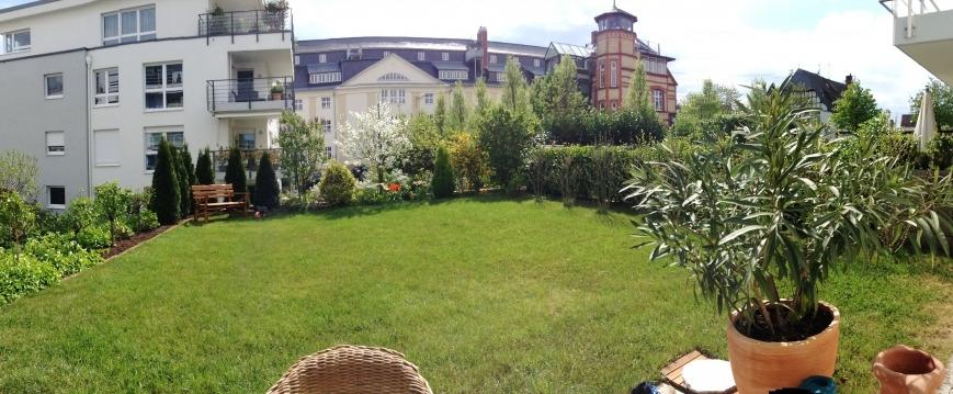 Panorama im Sommer