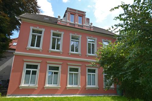 Außenansicht Ulmenstraße 30