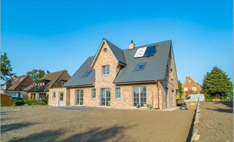 Neubau eines großzügigen Einfamilienhauses in Strandnähe