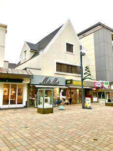 Einzelhandelsfläche mit Wohnung in bester Lauflage