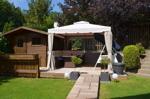 Gartenhaus mit Pavillion