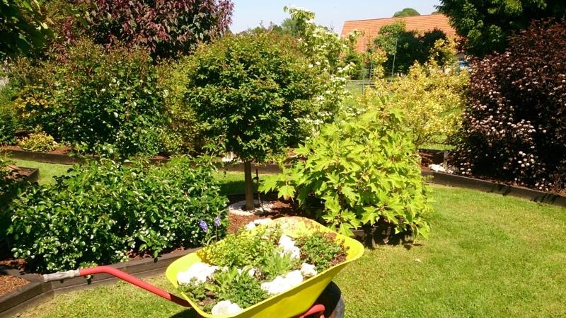 Ein Paradies für Gartenliebhaber