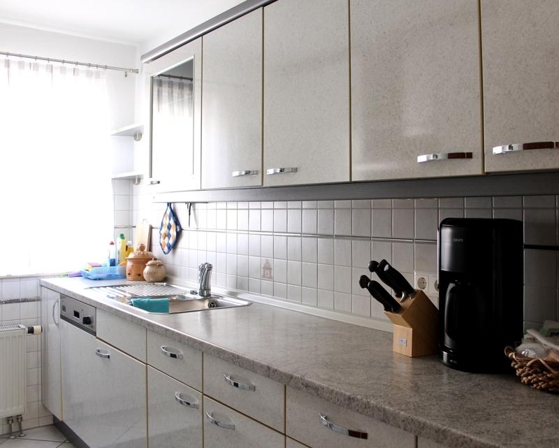 Küche inklusive