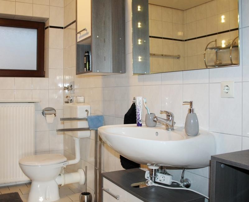 Top ausgestattetes Badezimmer
