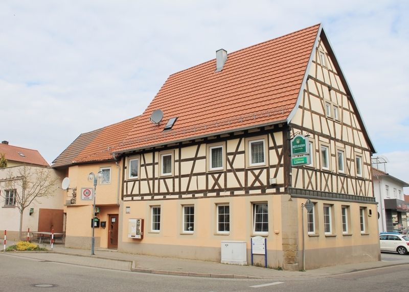 Traditionelles Gasthaus